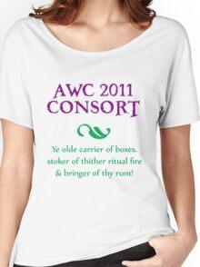 AWC 2011 Consort Women's Relaxed Fit T-Shirt