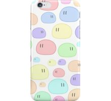 Dango!!! iPhone Case/Skin