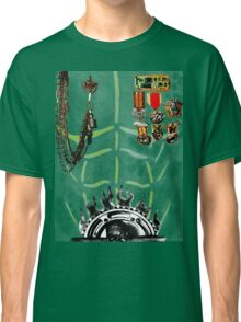 IMMORTAN JOE CHEST ARMOR  HALLOWEEN COSTUME MAD MAX Classic T-Shirt