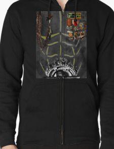 IMMORTAN JOE CHEST ARMOR  HALLOWEEN COSTUME MAD MAX T-Shirt