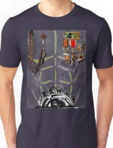 IMMORTAN JOE CHEST ARMOR  HALLOWEEN COSTUME MAD MAX Unisex T-Shirt