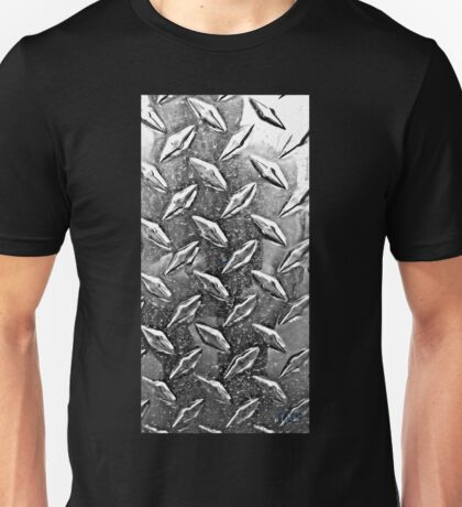 Diamond Plate 1 Unisex T-Shirt