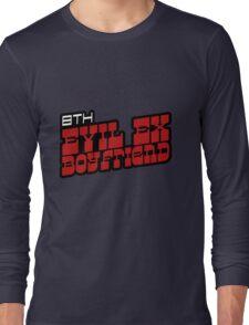 Scott Pilgrim - Ramona's 8th Evil Ex Boyfriend Long Sleeve T-Shirt
