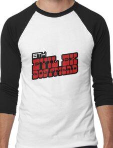 Scott Pilgrim - Ramona's 8th Evil Ex Boyfriend Men's Baseball ¾ T-Shirt