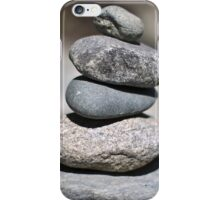 Stones Stack iPhone Case/Skin