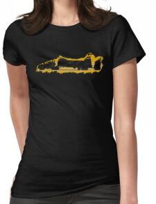 War Rig Womens Fitted T-Shirt