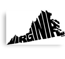 Virginia Canvas Print