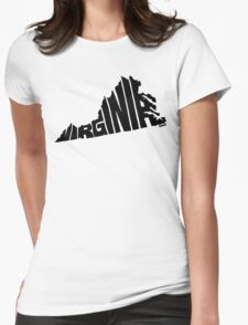 Virginia Womens Fitted T-Shirt
