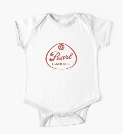 Pearl Lager Beer One Piece - Short Sleeve