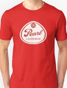Pearl Lager Beer Unisex T-Shirt