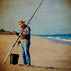The Fisherman by enchantedImages