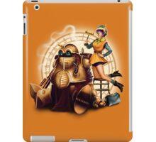 Lucca & Robo iPad Case/Skin