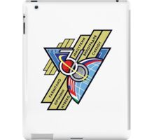 Expedition 36 Mission Patch iPad Case/Skin