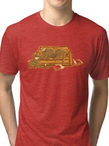 Slow Party Tri-blend T-Shirt