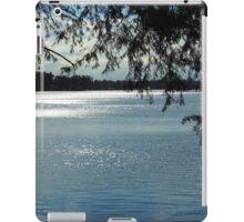 Sparkles On Willow Beach Lake iPad Case/Skin