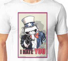 Pissed OFF Panda Uncle Sam Unisex T-Shirt