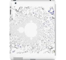 Untitled XIX - White iPad Case/Skin