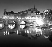 Pont Neuf by Simon Geddes