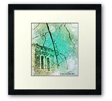 St John's in Winter Framed Print