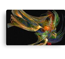 When I Fly Canvas Print