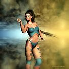 Women Are From Venus by Sandra Bauser Digital Art