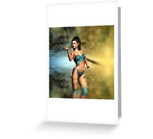 Women Are From Venus Greeting Card