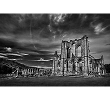 At The Dreamscape Ruins Photographic Print