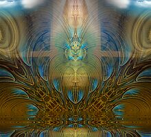 Heal The Mind by Craig Hitchens - Spiritual Digital Art