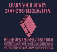 Learn your Dewey 200 One Piece - Short Sleeve