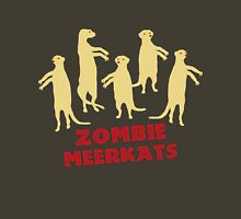 Zombie Meerkats! Womens Fitted T-Shirt