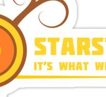 Star Stuff T-shirt Sticker