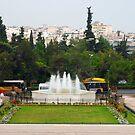 Athens Park by Maureen Clark