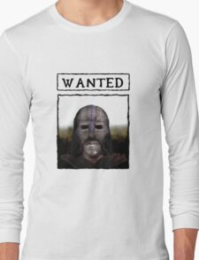 Wanted: The Gray Fox Long Sleeve T-Shirt