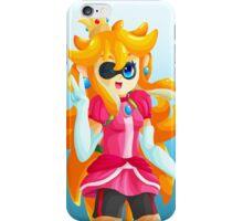 Splatoon Princess Peach iPhone Case/Skin