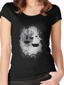 Alice in Limbo Women's Fitted Scoop T-Shirt
