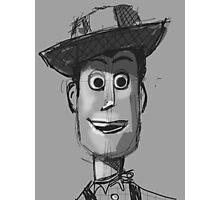 Woody Photographic Print