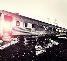 Sunshine Express by Bob Larson