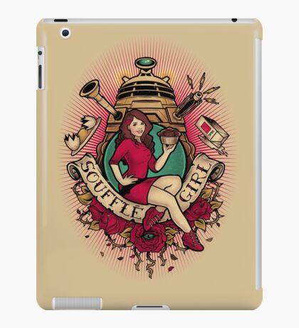 Souffle Girl iPad Case/Skin