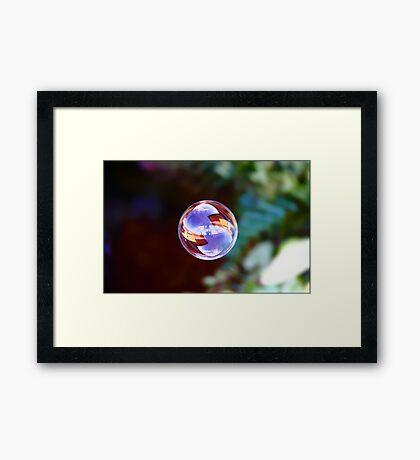 spheric Framed Print