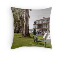 Ps Marion at Mannum Throw Pillow
