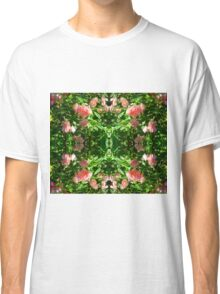 Foaming Pink Blossoms Duvet Classic T-Shirt