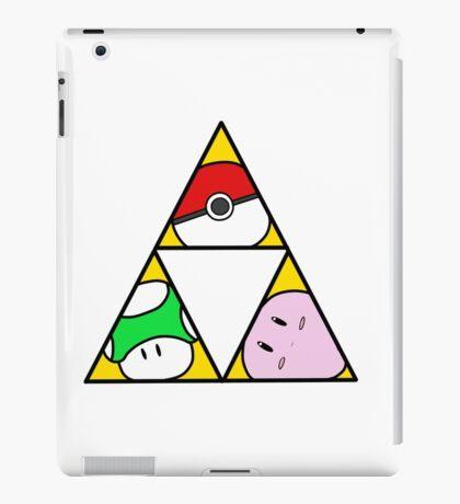 Triforce of Nintendo iPad Case/Skin