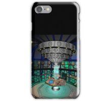 TARDIS Interior - Doctor Who iPhone Case/Skin