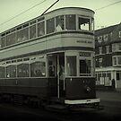 Blackpool Tram 147 - Michael Airey by John Hare