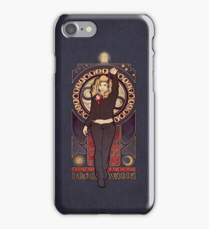 Bad Wolf iPhone Case/Skin