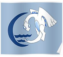 Lugia - Guardian of the Sea Poster