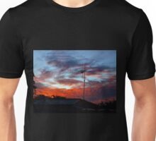 SUBURBAN SUNSET Unisex T-Shirt