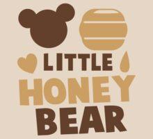 Little honey bear by jazzydevil
