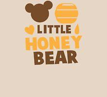 Little honey bear Womens Fitted T-Shirt