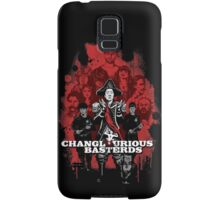 Changlourious Basterds (Any Shirt Colour) Samsung Galaxy Case/Skin